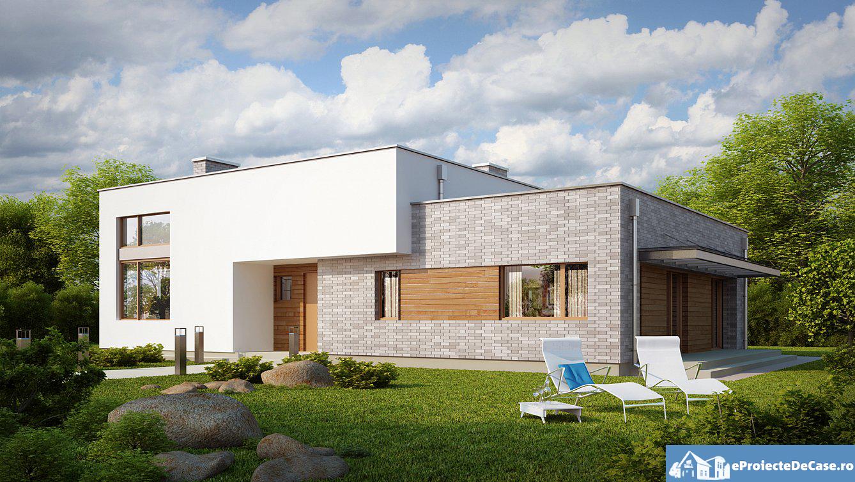 Proiect de casa cu parter 241
