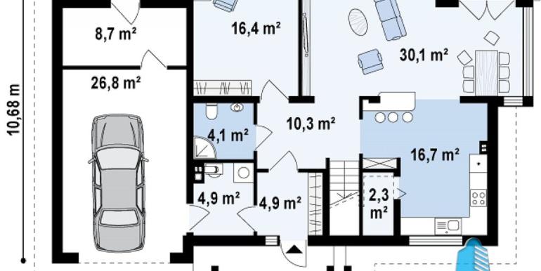 proiect-casa-cu-etaj-si-garaj-e12011-etaj