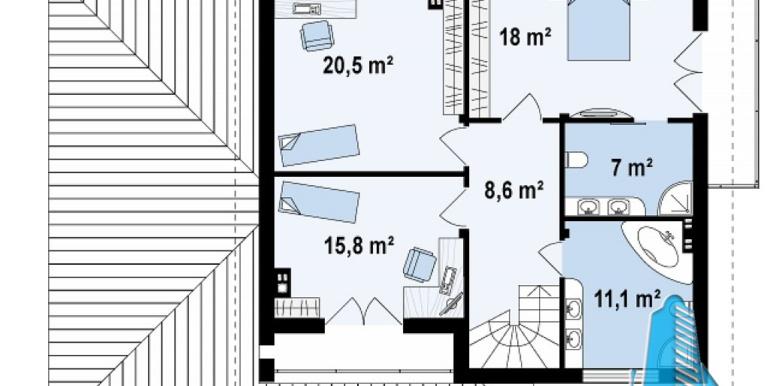 proiect-casa-cu-etaj-si-garaj-e12011-parter