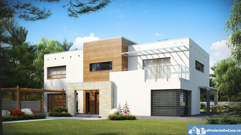 Proiect de casa cu doua etaje 30