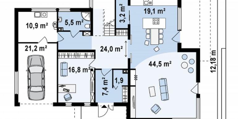 Proiect-casa-cu-Etaj-si-Garaj-e15011-13