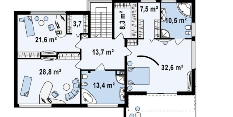 Proiect-casa-cu-Etaj-si-Garaj-e15011-14