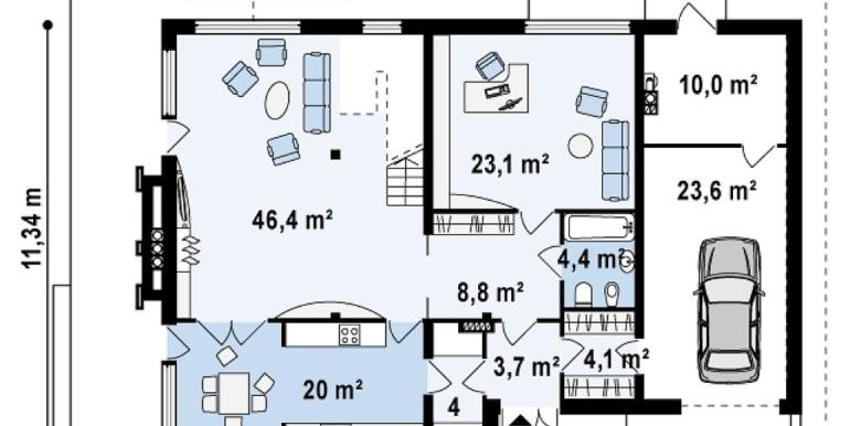 proiect-casa-cu-etaj-si-garaj-e21011-3