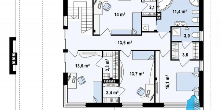 proiect-casa-cu-etaj-si-garaj-e21011-4