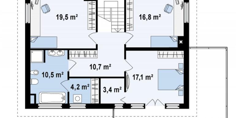 Proiect-casa-cu-Etaj-si-Garaj-e26011-4