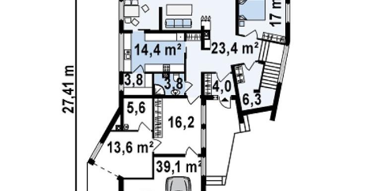Proiect-casa-cu-Etaj-si-Garaj-e27011