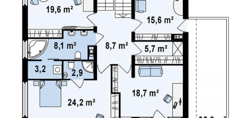 Proiect-casa-cu-Etaj-si-Garaj-e30011-etaj