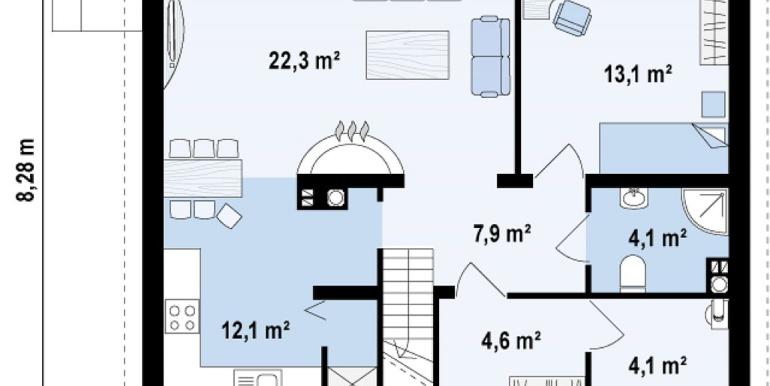 Proiect-casa-cu-Mansarda-14011-parter