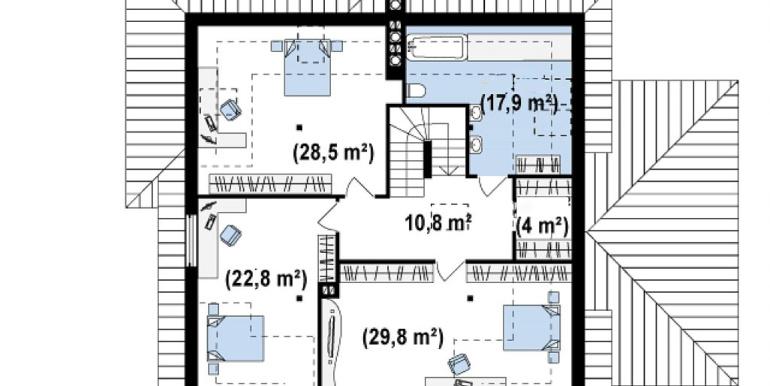 Proiect-casa-cu-Mansarda-si-Garaj-109011-mansarda
