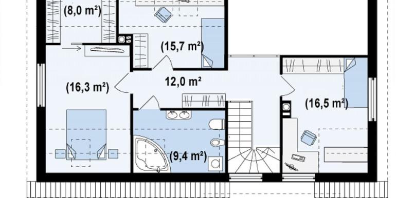 Proiect-casa-cu-Mansarda-si-Garaj-122011-mansarda