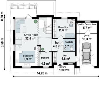 Proiect-casa-cu-Mansarda-si-Garaj-127011-parter