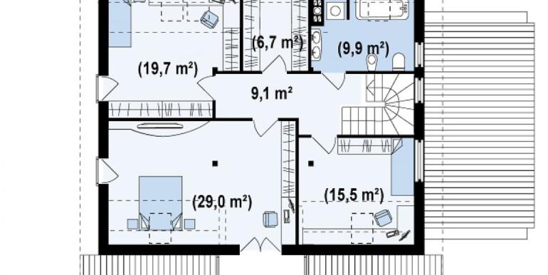 Proiect-casa-cu-Mansarda-si-Garaj-132011-mansarda