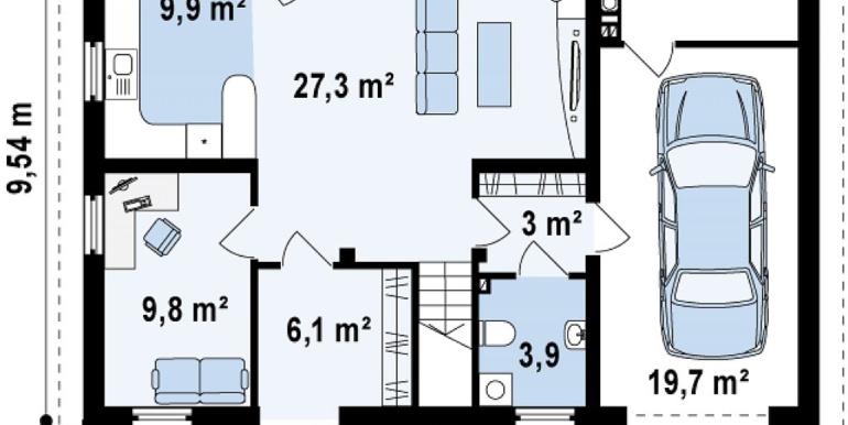 Proiect-casa-cu-Mansarda-si-Garaj-133011-parter