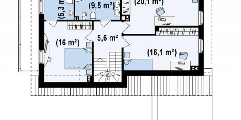Proiect-casa-cu-Mansarda-si-Garaj-168011-mansarda