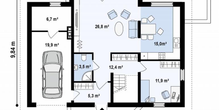 Proiect-casa-cu-Mansarda-si-Garaj-170011-3
