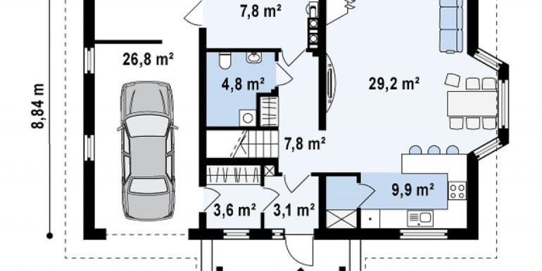 Proiect-casa-cu-Mansarda-si-Garaj-178011-parter