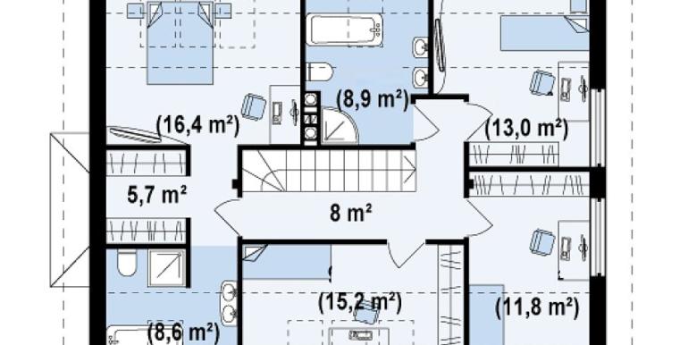 Proiect-casa-cu-Mansarda-si-Garaj-186011-mansarda