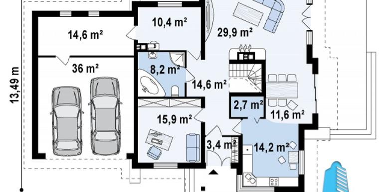 proiect-casa-cu-mansarda-si-garaj-31011-3