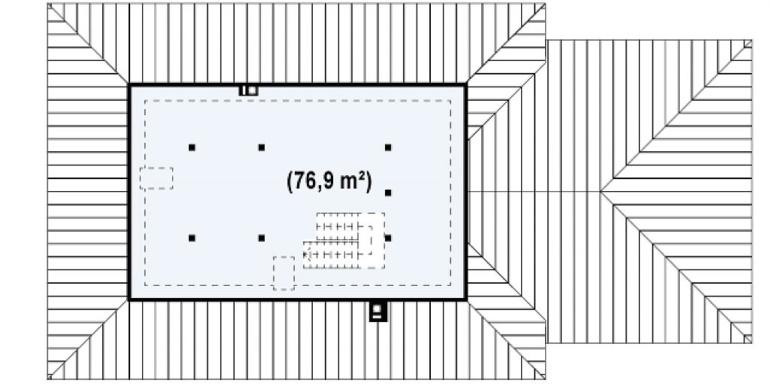 Proiect-casa-cu-Mansarda-si-Garaj-35011-mansarda