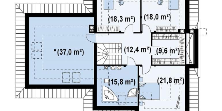 Proiect-casa-cu-Mansarda-si-Garaj-48011-mansarda