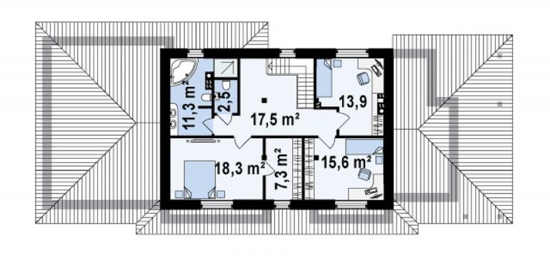 Proiect-casa-cu-Mansarda-si-Garaj-74011-4