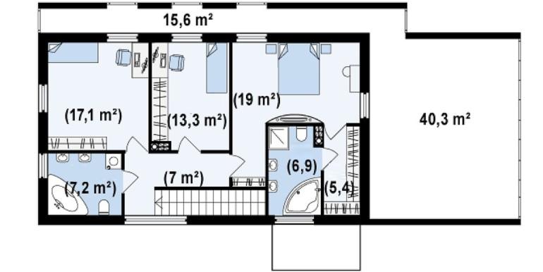 Proiect-casa-cu-Mansarda-si-Garaj-e60011-etaj