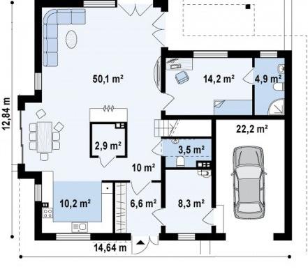 Proiect-casa-cu-mansarda-275012-parter-441x390-parter