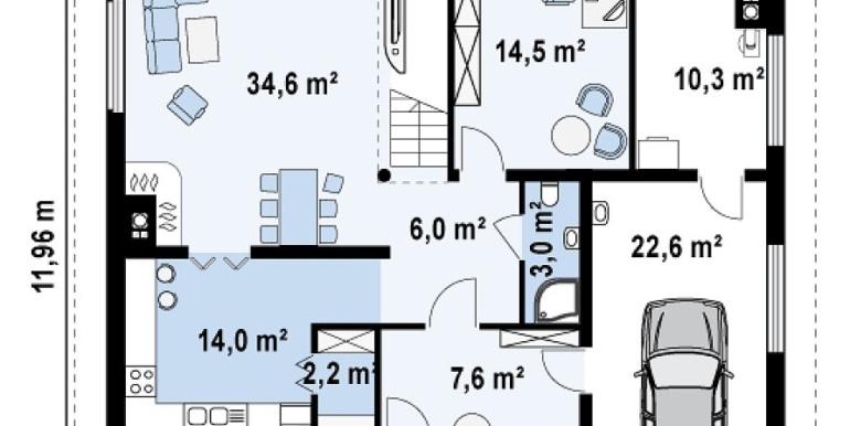 Proiect-casa-mare-cu-Etaj-si-Garaj-e4011-parter