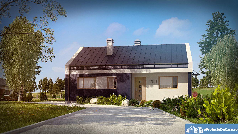 Proiect de casa cu parter 259