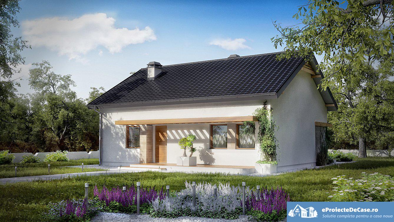 Proiect de casa cu parter 257