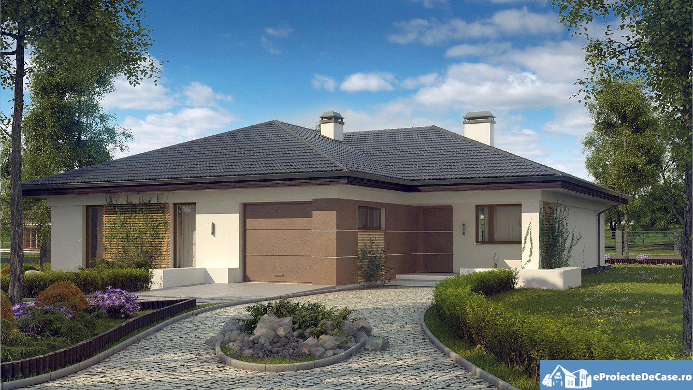 Proiect de casa cu parter 272