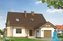 Proiect de casa cu mansarda http://www.proiectari.md/property/proiect-113/