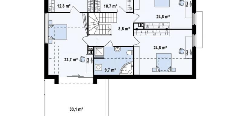 Proiect-de-casa-mare-Parter-Mansarda-Garaj-e36011-mansarda