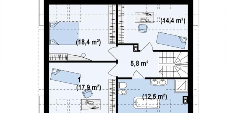 Proiect-de-casa-medie-Parter-Mansarda-40011-mansarda