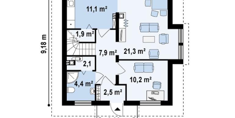 Proiect-de-casa-medie-Parter-Mansarda-44011-parter
