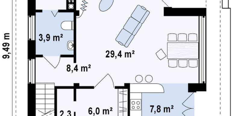 Proiect-de-casa-medie-Parter-Mansarda-47011-parter