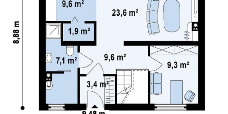 Proiect-de-casa-medie-Parter-Mansarda-65011-parter