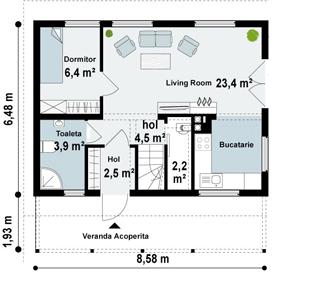 Proiect-de-casa-mica-Parter-Mansarda-39011-parter