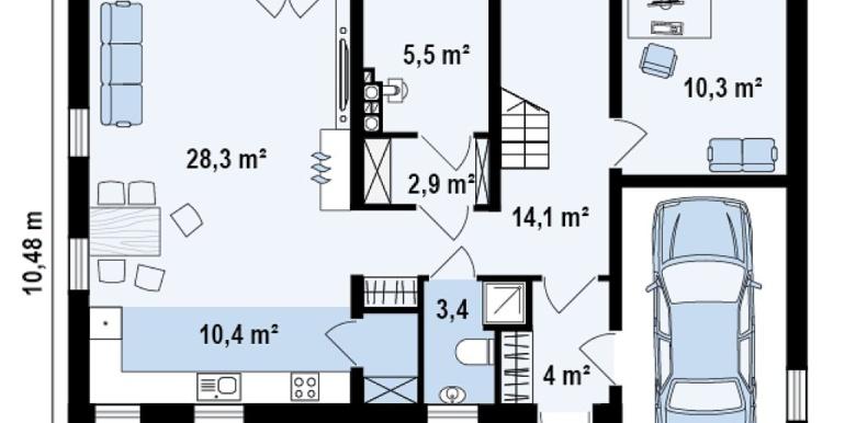 roiect-casa-cu-Mansarda-si-Garaj-e38011-3