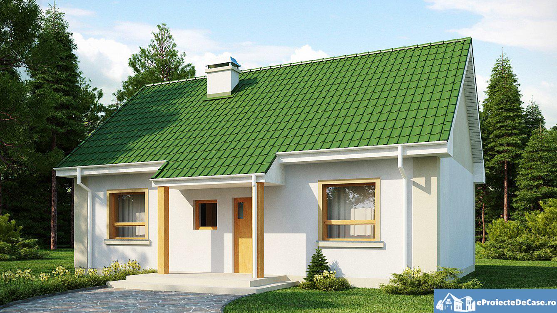 Proiect de Casa cu parter 306