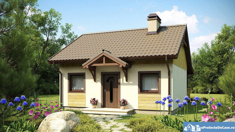 Proiect de Casa cu parter 305