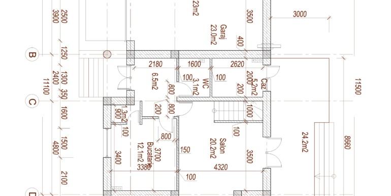 Proiect Arhitectura-Model