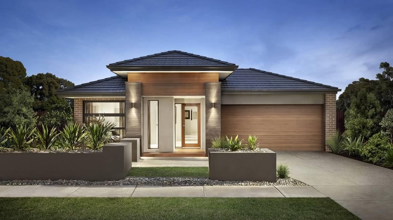 Proiect de casa – parter cu garaj, Ashwood