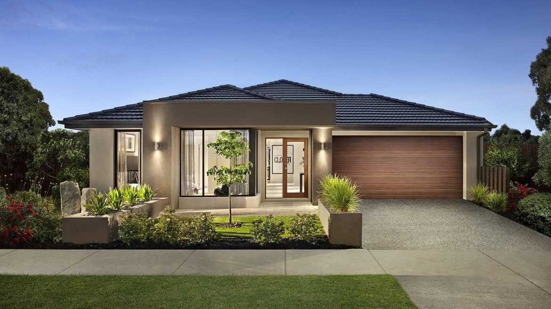 Proiect de casa parter cu garaj aspen proiectari si for Case parter 3 camere