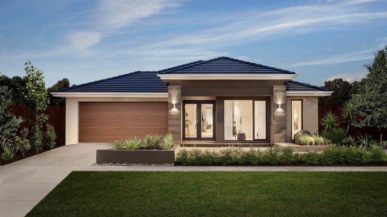 Proiect de casa cu parter si cu garaj, Amberley