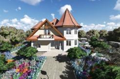 www.proiectari.md. Proiect casa cu pater si mansarda