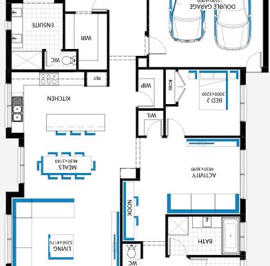 Plan etaj 1.a