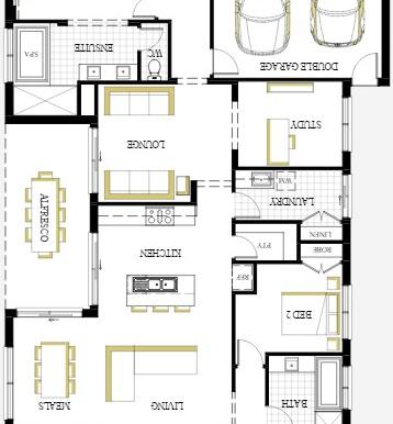 Plan etaj 1.c