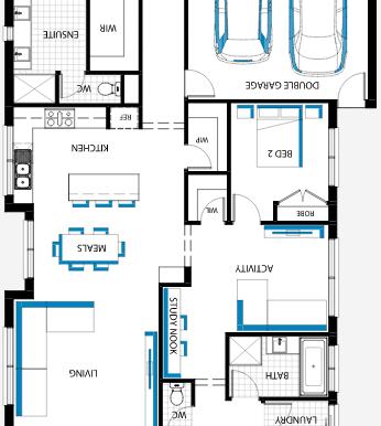 Plan etaj 1.d