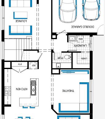 Plan etajul 1.b